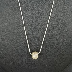 Sterling silver 925 necklace pendant made in Italy